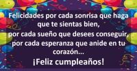 20 Frases Profundas Para Felicitar Cumpleaños